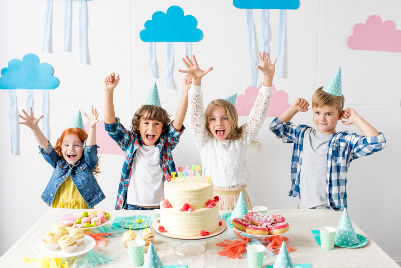 Самый веселый детский праздник – день рождения
